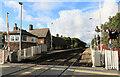 SD2177 : Askam in Furness Railway Station by William Craig