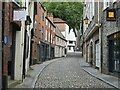 TG2308 : Norwich - Elm Hill (upper section) by Rob Farrow