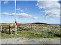 SE0794 : Moorland east of Whipperdale Bank by Trevor Littlewood