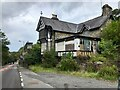 SH6718 : The Halfway House is still not demolished by David Lally