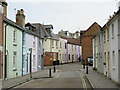 SZ1592 : Millhams Street, Christchurch by Malc McDonald
