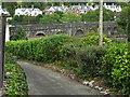 SX4774 : Former railway viaduct, Tavistock by Chris Allen
