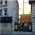 SP0787 : Bull Street Friends' Meeting House, Birmingham by Alan Paxton