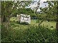SO1362 : Caravan at Llandegley by Fabian Musto