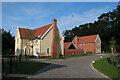 TG0939 : Castle Close, Holt by Hugh Venables