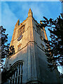 TL1885 : All Saints, Conington by Ben Keating