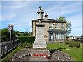 SE2135 : Farsley Cenotaph War Memorial by David Goodall