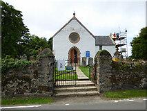NR9378 : St Finan's Church, Kilfinan by Thomas Nugent