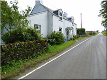 NR9378 : The Old Post Office, Kilfinan by Thomas Nugent