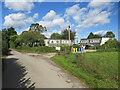 TQ5463 : Cottages at Bower Park Farm, near Eynsford by Malc McDonald