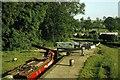 SP5968 : Watford Locks by Alan Murray-Rust