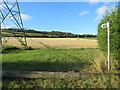TQ6862 : Public footpath near Snodland by Malc McDonald
