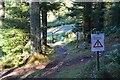 NT2741 : Path junctions, Glentress by Jim Barton