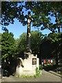 SE3036 : Chapel Allerton war memorial by Stephen Craven