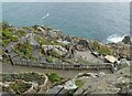 SW3822 : Minack Theatre - Looking down to the stage by Rob Farrow