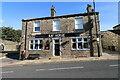 SE2135 : The Bay Horse Inn, Farsley Town Street by David Goodall