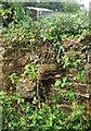 SX8870 : Old stone stile near The Round House by Derek Harper