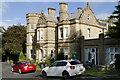 SJ9377 : Hollin Hall Hotel, Bollington by Mark Anderson