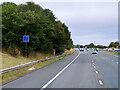 NY4543 : Northbound M6 by David Dixon