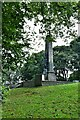 SK0573 : Buxton War Memorial by Michael Garlick