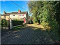 SD7311 : Harwood, Longsight Lane by David Dixon