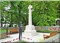 NZ1154 : Medomsley War Memorial by Robert Graham