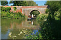 SU2263 : Kennet and Avon Canal at Burbage by Chris Allen