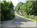 NC0624 : Minor road heading towards Achmelvich by Peter Wood