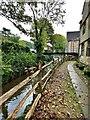 ST8499 : Nailsworth Stream at Egypt Mill Hotel by Graham Hogg