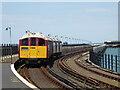 SZ5992 : Train arriving at Ryde Esplanade Station by Chris Allen