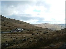 NY4008 : Top of the Kirkstone Pass by Paul Allison
