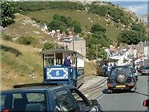 SH7782 : Llandudno - Great Orme Tramway by Paul Allison