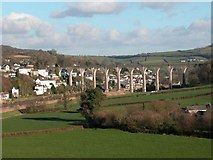SX4368 : Calstock Viaduct by Martyn Pattison