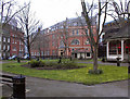 TQ3182 : Northampton Square by Alan Simkins