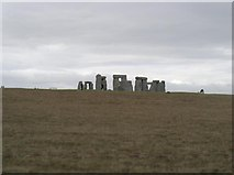 SU1242 : Stonehenge by Geoff Barker