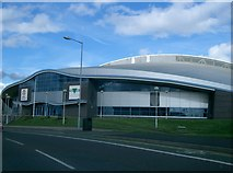 SJ8798 : National Cycling Centre / Velodrome by Gary Barber