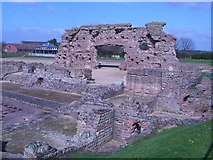 SJ5608 : Viroconium - fourth largest Roman city in Britain by David and Rachel Landin