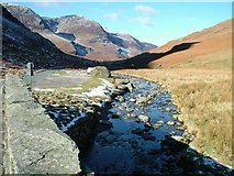NY2114 : Honister Pass by Andy Malbon