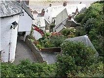 SS3124 : Clovelly, Devon by Ben Gamble