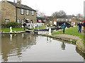 SE1720 : Huddersfield Broad Canal by Martin Clark