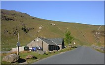 NY2213 : Honister Hause by Ben Gamble