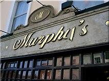 O1531 : Murphys Bar - Upper Rathmines Road by Gary Barber