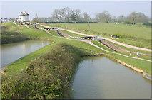 SP6989 : Foxton Locks, Leicestershire by Martin Clark