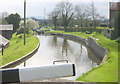 SJ3631 : Frankton Locks by Martin Clark