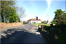 TL2702 : Northaw Village by Alan Simkins