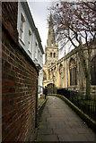 SK7953 : Newark Parish Church (St Mary Magdalene) by Andy Stephenson