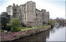 SK7954 : Newark Castle by Andy Stephenson