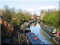SP2765 : Saltisford Arm, Warwick by David Stowell