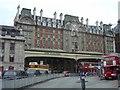 TQ2879 : London Victoria Station by Fan Yang