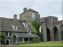 SO2827 : Llanthony Priory by Martin Stewart